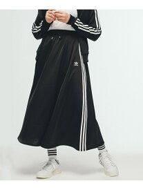 【SALE/65%OFF】adidas Originals ロング サテン スカート [LONG SATIN SKIRT] アディダスオリジナルス アディダス スカート ロングスカート ブラック ネイビー