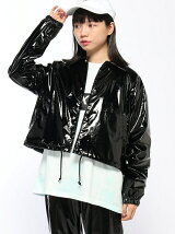SHINY COACH JACKET