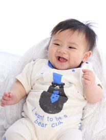 【SALE/30%OFF】cucciolo/(K)男児ベビーロンパースセット フォーティワン マタニティー/ベビー【RBA_S】【RBA_E】