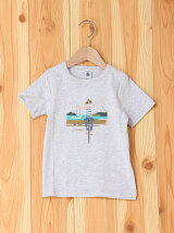 (K)プリント半袖Tシャツ
