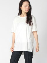 (W)【AZ by junhashimoto】 LONG T-shirt