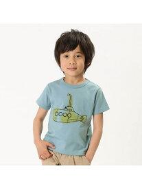 BREEZE ネット限定グラフィックTシャツ エフオーオンラインストア カットソー Tシャツ ブルー グレー グリーン ホワイト ピンク