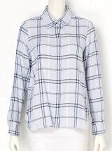 ウィンドペンチェックシャツ