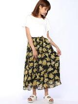 Tシャツ&スカート