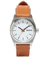 NIXON / THE MEDIUM TIME TELLER LEATHER