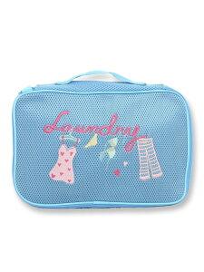 fran de lingerie ランドリーネット(ランジェリー)洗濯ネット・ランジェリーケース フランデランジェリー インナー/ナイトウェア インナー/ナイトウェアその他 ブルー ピンク パープル