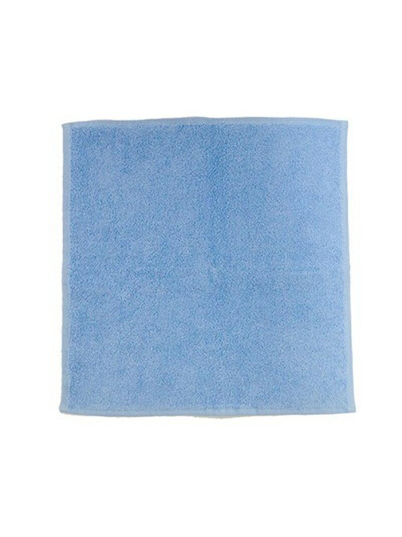 VIDA VIDA/VIDA ハンドタオル 34×35 ブルー アントレスクエア 生活雑貨