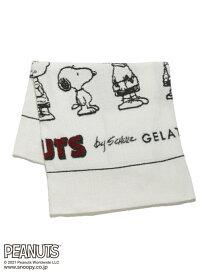gelato pique 【PEANUTS】ブランケット ジェラートピケ 生活雑貨 ブランケット ホワイト【送料無料】