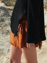 RUSSH shorts リネンショートパンツ
