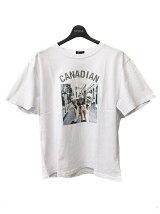 CANADIANフォトTシャツ