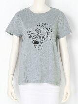 【ママ用】偉人プリントTシャツ/キッズ/夏