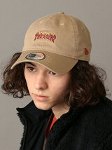 NEWERA:THRASHER9THIRTYキャップ