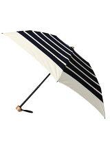 晴雨兼用フレンチマリン折り畳み傘