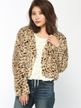Fluffy Faux Fur JK