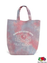 FRUIT OF THE LOOM/(U)FTL UNEVEN DYE TOTE