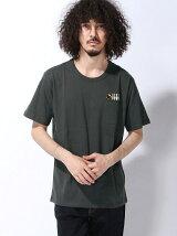 刺繍ポケTEE(ボーリング)