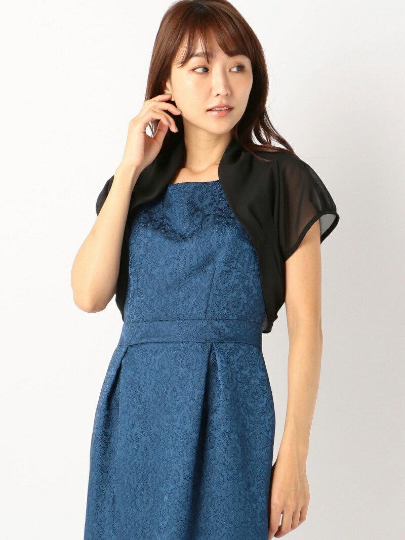 MEW'S REFINED CLOTHES ドレスボレロ ミューズ リファインド クローズ シャツ/ブラウス【送料無料】