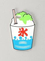 (M)カキ氷シリコンスマホケース