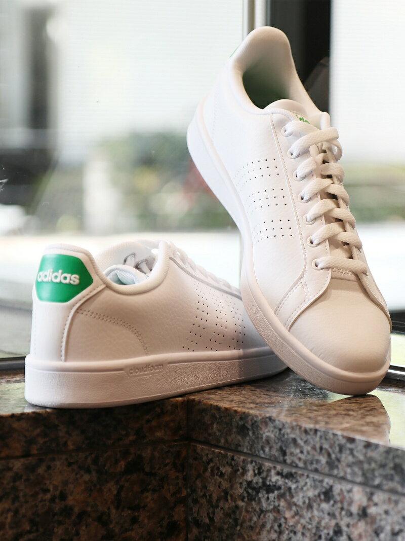 adidas(アディダス)CLOUDFOAM VALCLEAN コーエン シューズ【送料無料】