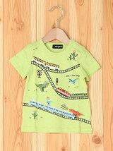 【追加】サボテン電車半袖Tシャツ