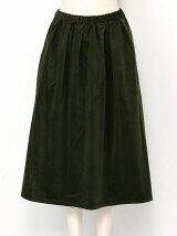 Lugnoncure/コーディロイスカート
