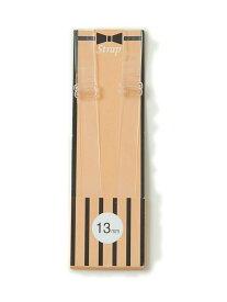 fran de lingerie ーストラップ ー 透明13mm フランデランジェリー インナー/ナイトウェア