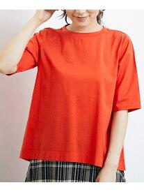 【SALE/34%OFF】シルケット天竺Tシャツ ロペピクニック カットソー【RBA_S】【RBA_E】