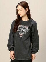 <GOOD ROCK SPEED>ピグメントロングスリーブTシャツ