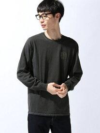 MAGIC NUMBER SKATE GREMLIN L/S TEE マジックナンバー カットソー Tシャツ ブラック ホワイト【送料無料】