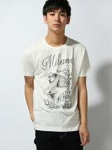(M)シームレスTシャツ・カットソーUDMW1