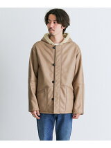 MAGIC NUMBER×Sonny Label Mouton Coat