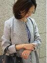 Jewel Changes ●JOC 18SS ツイード ノーカラーコート / フォーマル / 新生活 / セレモニー ジュエルチェンジズ【送料無料】