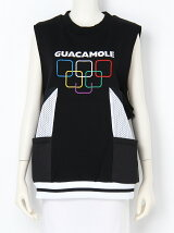 GUACAMOLE GUACAMOLEPIC VEST SWEAT