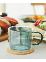 GLASS MUG COLOR[250ml]