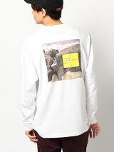 ビーミング by ビームス / フォトプリント ロングスリーブ Tシャツ BEAMS ビームス