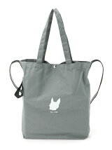 galsia 2way canvas tote