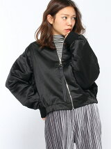 ANAP ビックシルエットMA-1ジャケット