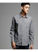 THERMOLITE(R)起毛チェックシャツ