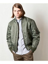 WALK IN CLOSET ORIGINAL / 【MILITARY NYLON CLOTH】 MA-1 JACKET