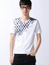 イチマツタイルフォトTシャツ