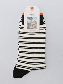 【SALE/50%OFF】nudie jeans nudie jeans/(M)Olsson_ソックス ヒーローインターナショナル マーケット プレイス ファッショングッズ ソックス/靴下 ホワイト