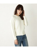 SPRING CABLE KNIT TOPS