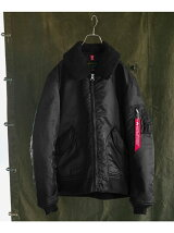 ALPHA INDUSTRIES×URBAN RESEARCH iD 別注CWU-45P ジャケット