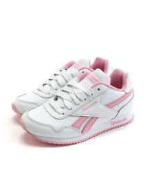 【SALE/44%OFF】Reebok Classic リーボック ロイヤル クラシック ジョガー 3 [Reebok Royal Classic Jogger 3 Shoes] リーボック シューズ キッズシューズ ホワイト