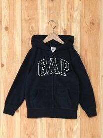 GAP (K)Gapロゴパーカー (キッズ) ギャップ カットソー キッズカットソー ネイビー ブラック