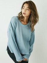 肩開きBIGTシャツ