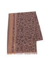 ひょう柄スカーフ