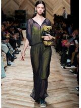 cozmorama silkyjersey long dress