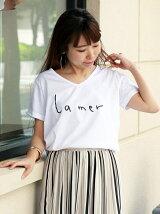 【WEB限定PRICE】La mer プリントTシャツ