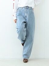 LEVIS SILVER TAB / BAGGY DENIM リーバイス レイ ビームス Ray BEAMS